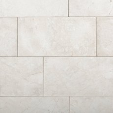 Vanilla Brushed Marble Tile