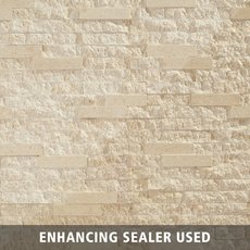 Aravalli Mix Splitface Marble Panel Ledger