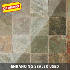 Clearance! Andes Natural Quartzite Tile