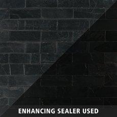 Black Natural Slate Tile