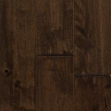 Latigo Tan Hevea Hand Scraped Solid Hardwood