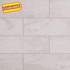 Clearance! Classic Carrara Ceramic Wall Tile