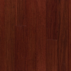 EcoForest Cherry High-Gloss Locking Engineered Bamboo