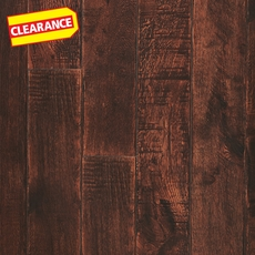 Clearance! Heritage Cherry Embossed in Register Laminate