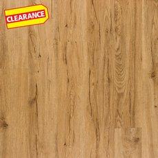 Clearance! Toasted Oak Vinyl Plank Tile