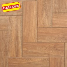 Clearance! Addison Oak Wood Plank Ceramic Tile