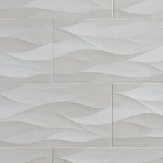 Idol Tear Gray Ceramic Tile