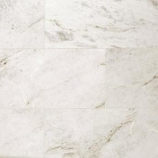 Bianco Orion Polished Marble Tile