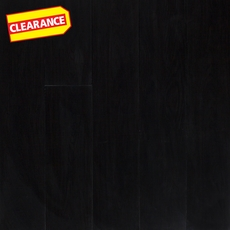 Clearance! Ebony Smooth Water-Resistant Laminate