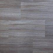 Travertine Fog Groutable Vinyl Tile