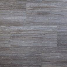 Travertine Fog Groutable Vinyl Tile
