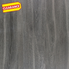 Clearance! Austrian Gray XL Luxury Vinyl Plank