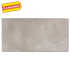 Clearance! Concrete Cream XL Luxury Vinyl Tile