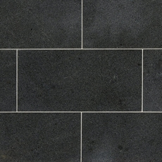 Impala Black Granite Tile