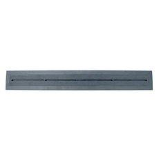 Compotite 24in. Tile-Over Top Black ABS Cover Plate
