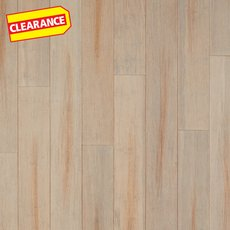 Clearance! Driftwood Locking Solid Stranded Bamboo