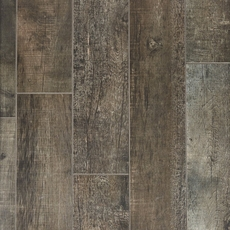 Frontier Dark Wood Plank Porcelain Tile 8 X 48