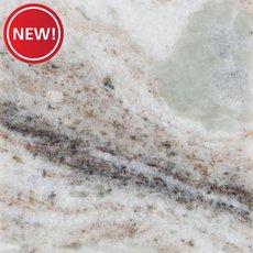 New! Sample - Custom Countertop Fantasy Wave Marble