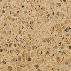 Sample - Custom Countertop Saddle Brown Quartz
