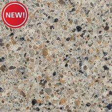 New! Sample - Custom Countertop Riverwalk Quartz