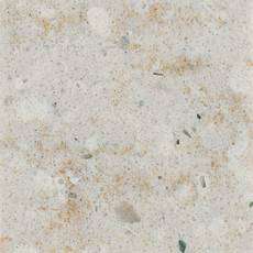 Sample - Custom Countertop Acadia Ivory Quartz
