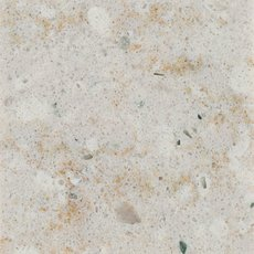 Sample - Custom Countertop Acadia Ivory Quartz