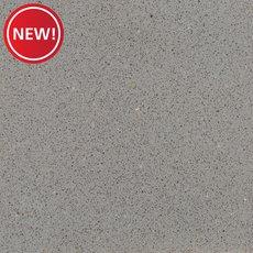 New! Sample - Custom Countertop Pearl Grey Quartz