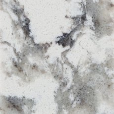 Sample - Custom Countertop Radiance Quartz