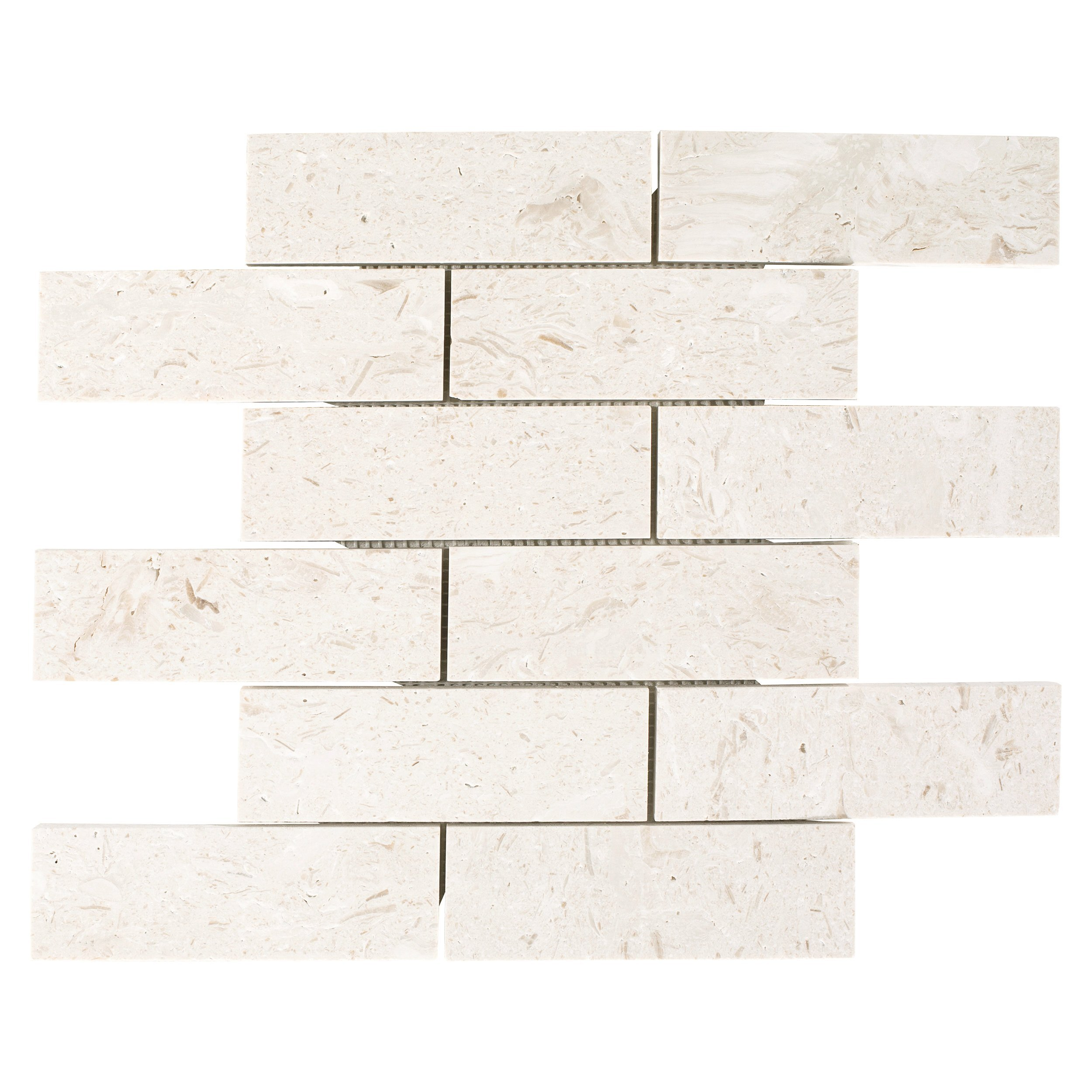 Terra Nuova Brushed Marble Tile 3 X 6 921100638