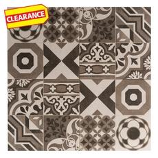 Clearance! Cottage Gris Ceramic Tile