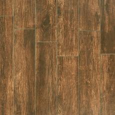 Texas Castano Wood Plank Porcelain Tile 6 X 36
