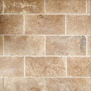 Antique Bari Chiseled Travertine Tile 8 X 16 100213008