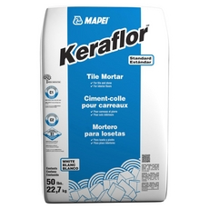 Mapei Keraflor White Floor Tile Thin-Set Mortar