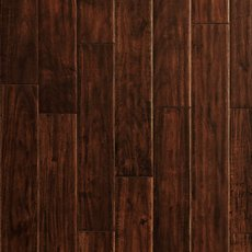 Tobacco Chalet Acacia Hand Scraped Solid Hardwood