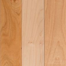 Natural Maple Smooth Solid Hardwood 3 4in X 3in