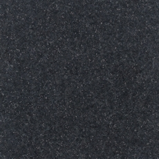 Ready To Install Absolute Black Honed Granite Slab Includes