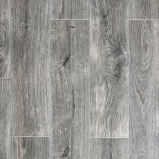 Rockwood Gray Wood Plank Porcelain Tile