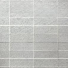 Silver Rain Glass Tile