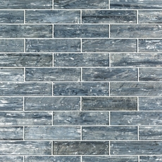 Opal Lustre Glass Tile 3in X 12in 100230226 Floor