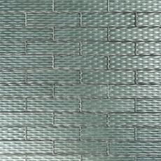 Black Pearl Ellipse Glass Wall Tile