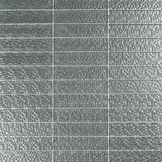 Metallic Mercury Glass Wall Tile 3in X 12in