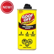 New! Goof Off Professional Strength Remover