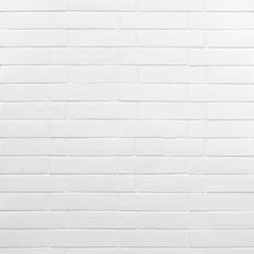 White Brick Wall Tile
