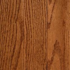 Warm Tone Oak Smooth Solid Hardwood
