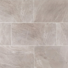 Irving Park Gray Porcelain Tile