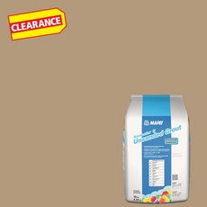 Clearance! Mapei 108 Bamboo KeraColor U Unsanded Grout