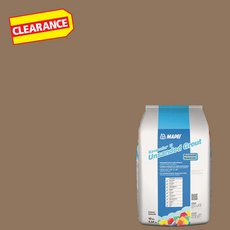 Clearance! Mapei 111 Hickory KeraColor U Unsanded Grout