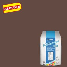 Clearance! Mapei 114 Mahogany KeraColor U Unsanded Grout