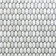 Abalone Ellipse Ceramic Mosaic