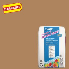Clearance! Mapei 109 Acorn KeraColor S Sanded Grout